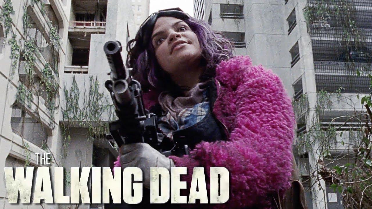 Trailer: The Walking Dead Season 10 Episode 15 (The Tower)