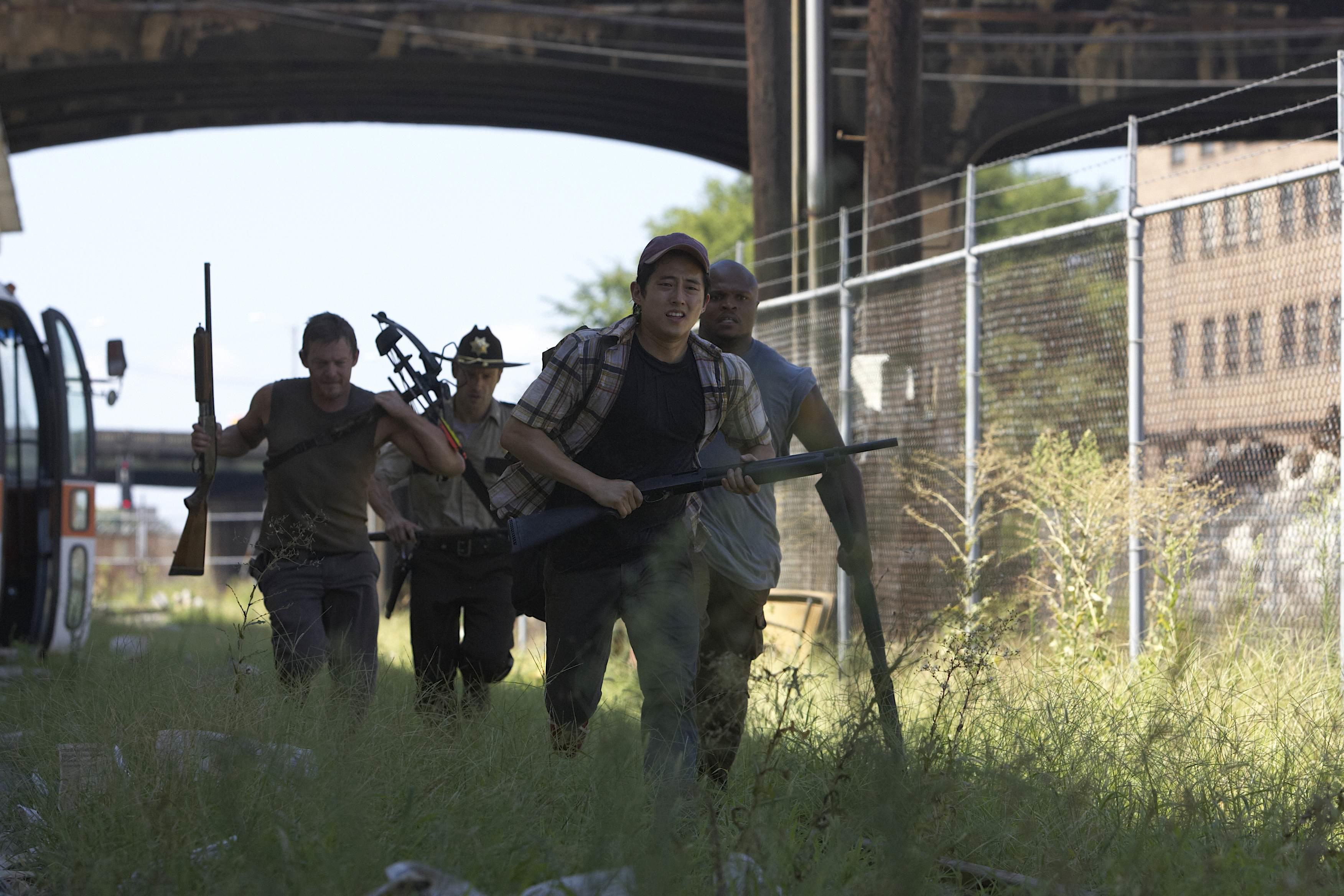 The Walking Dead Rewatch – Season 1, Episode 4 (Vatos)