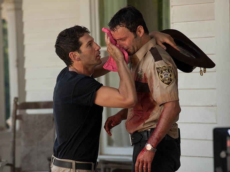 The Walking Dead Rewatch – Season 2, Episode 2 (Bloodletting)