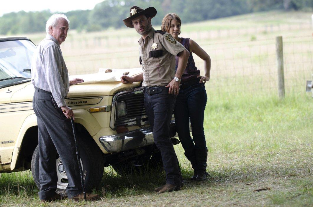 The Walking Dead Rewatch – Season 2, Episode 4 (Cherokee Rose)